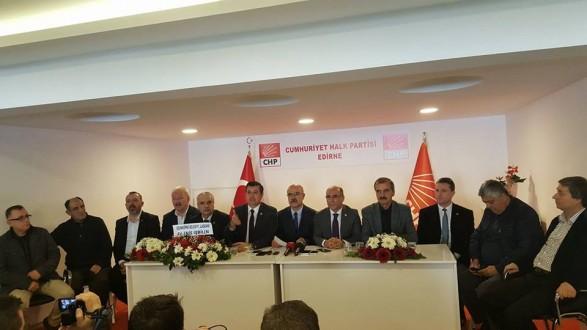 CHP'DE İKİNCİ ADAY  ECZ.BÜLENT VAREL